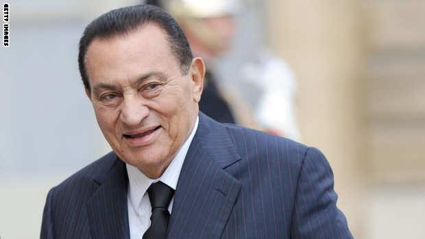 صوره وفاة الرئيس حسني مبارك