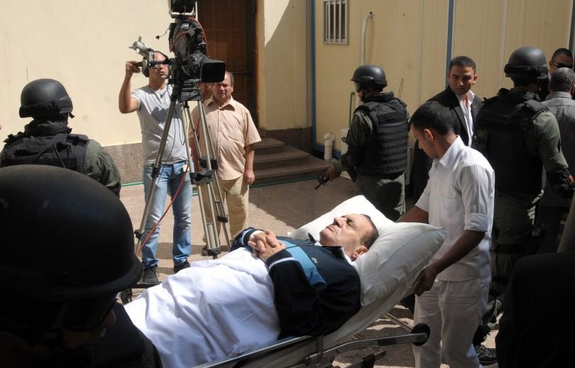 بالصور وفاة الرئيس حسني مبارك 20160624 634