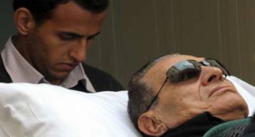 بالصور وفاة الرئيس حسني مبارك 20160624 635