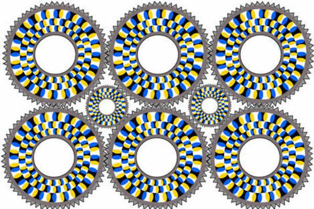 optical ILLUSIONS in Circal