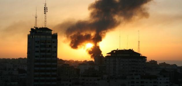 صوره اشعار حول غزة صمت من اجل غزة