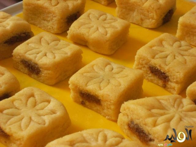 صوره كيفية صنع حلويات العيد