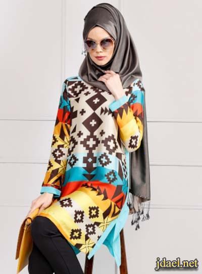 بالصور ملابس شاميه قديمه وروعه للبنات 20160624 905