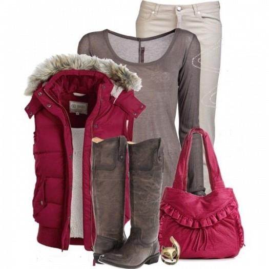 صوره احدث ملابس فصل الشتاء