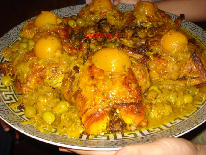 صوره وصفات واطباق تونسية رائعة