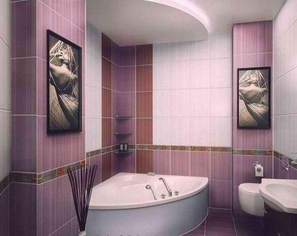 صورة احلى ديكورات سيراميك الحمامات , تصاميم تجنن لافضل حمام 2020
