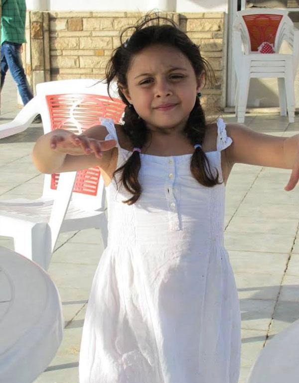 صورة اجمل طفلة في مصر