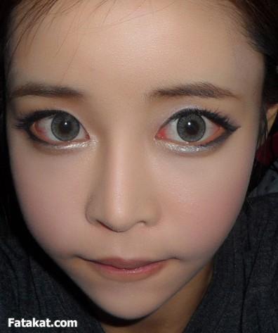 صوره سر جمال بشرة الكوريات