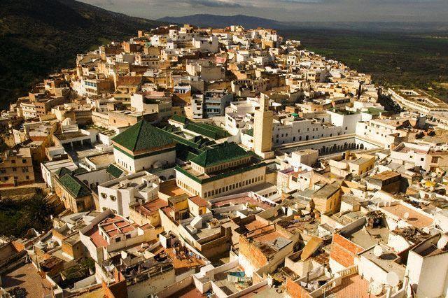 صور مولاي دريس زرهون بالمغرب