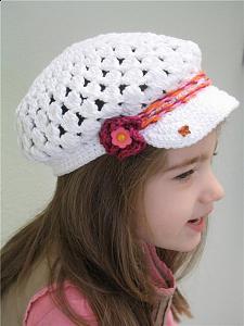 صوره اجمل و ارق القبعات للبنات