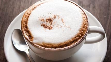 صوره طريقة عمل القهوة الايطالية