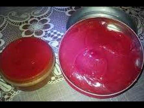 صوره طريقة عمل كريم دم الغزال