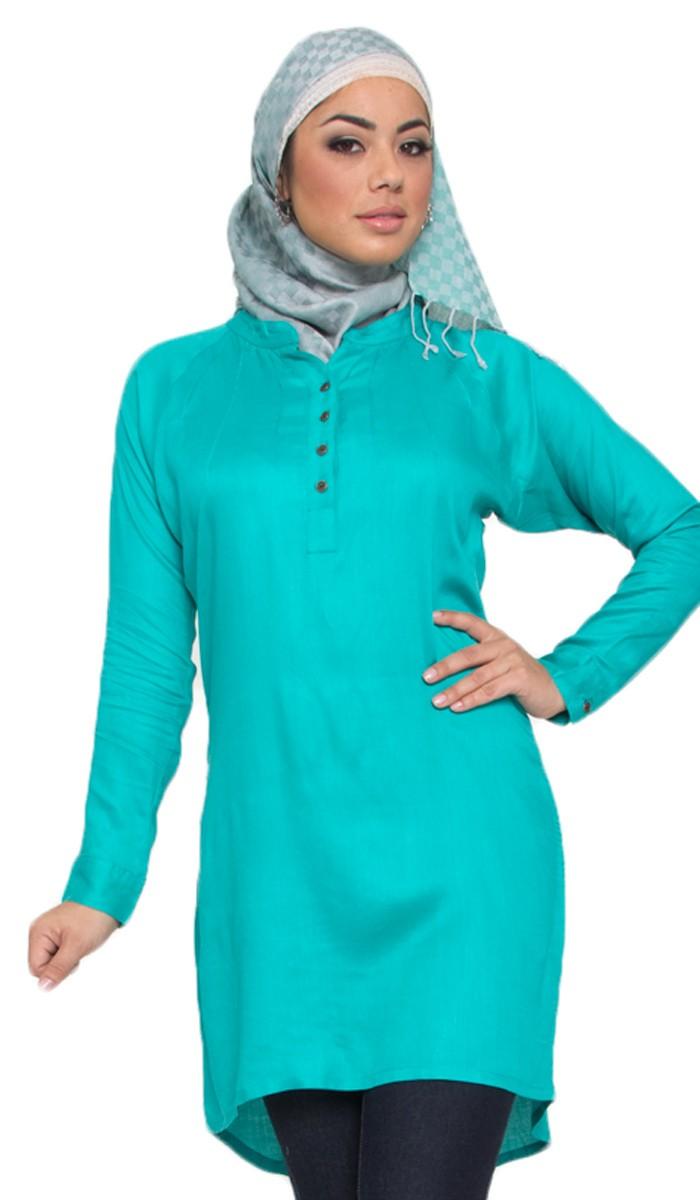 صوره اجدد ملابس محجبات كاجوال