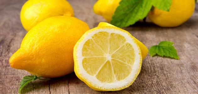 صوره فوائد الليمون للشعر وفروه الشعر