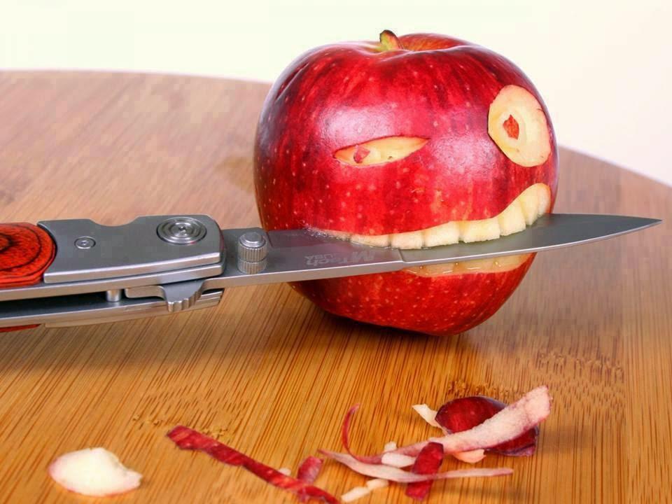 بالصور صور الرسم على التفاح جديدة 20160625 2067