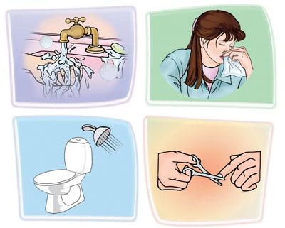 صوره اذاعة عن النظافة الشخصية