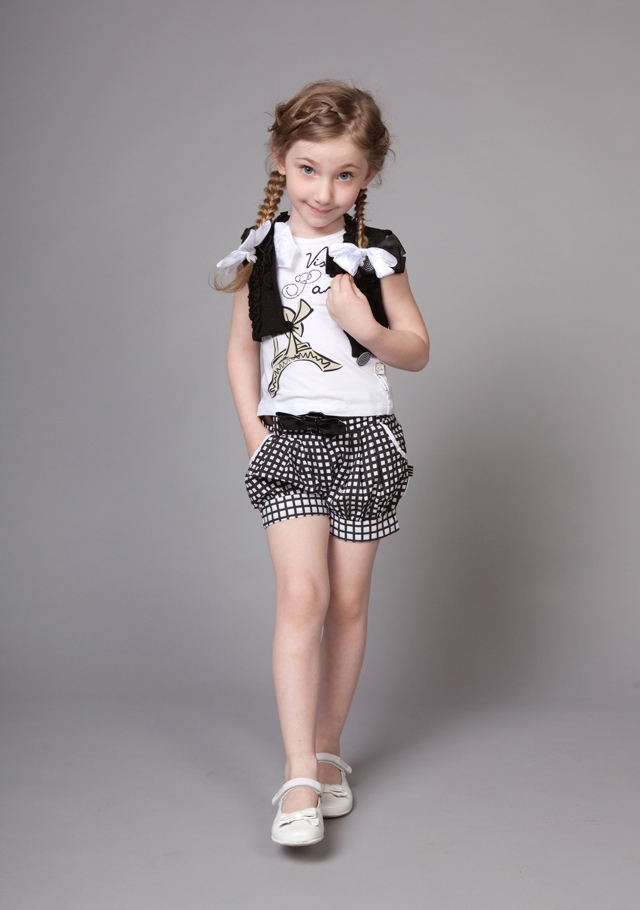 بالصور استايلات ملابس اطفال بنات صيفي 2019 20160625 518