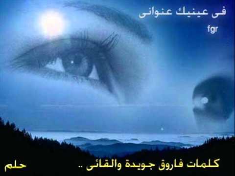 بالصور في عينيك عنواني فاروق جويدة 20160625 801