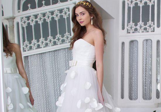 اجمل فساتين الزفاف فِي جلسة تصوير عروس ياسمينة 2017