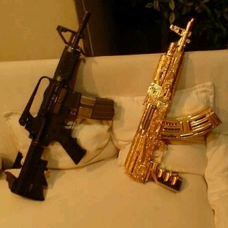 صوره تفسير حلم بندقية السلاح الناري في المنام لابن سيرين