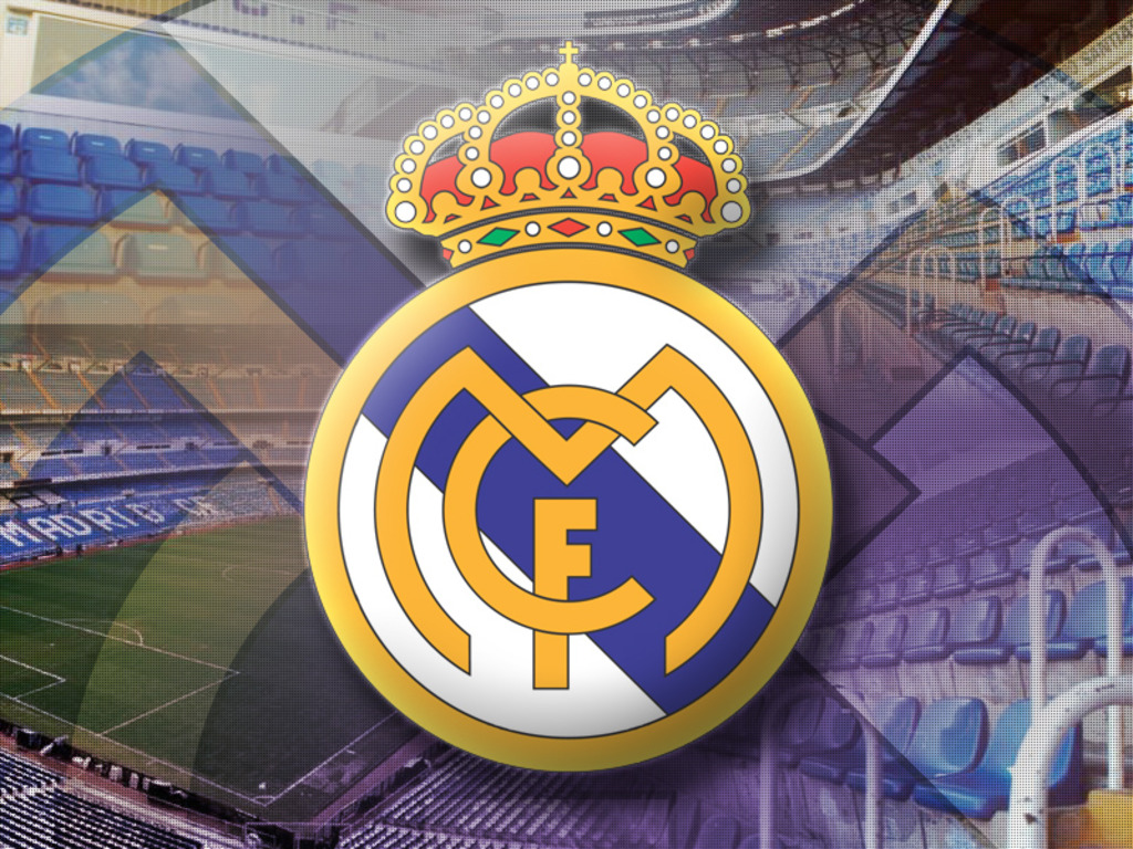 صوره رمز ريال مدريد فريق مدريد الملكي لكرة القدم