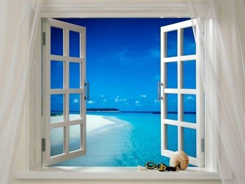 صوره النافذة في المنام  المفتوحة والمغلقة