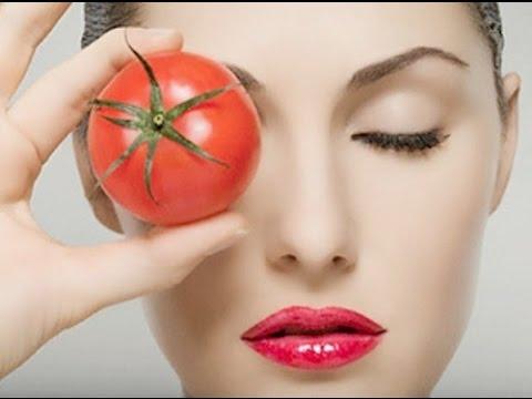 صوره ماسك الطماطم للبشرة الدهنية