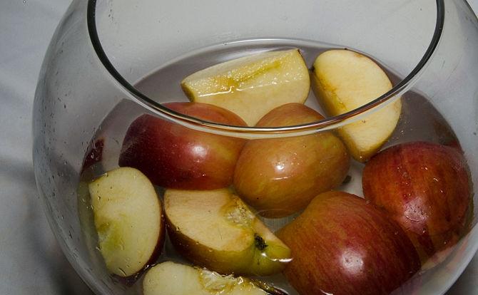 صوره طريقة عمل خل التفاح