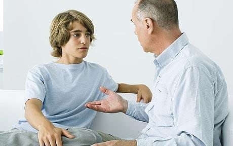 صوره نصائح لتربية الابناء المراهقين