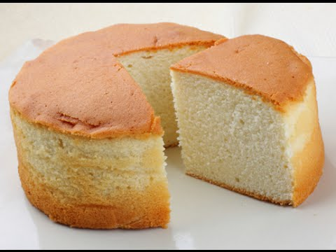 صوره كيفية عمل الكيكة الاسفنجية