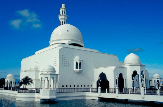 صوره صور مساجد بتصميمات حديثه