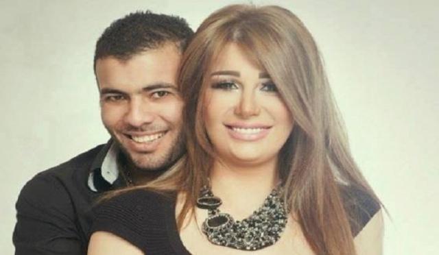 صوره صور عماد متعب و زوجته