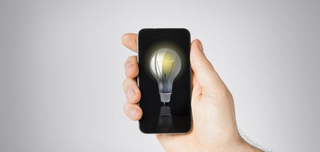 صوره معلومات عن الهاتف النقال للمعلومات الشخصية على الجهاز