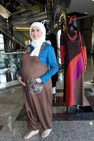 صوره ملابس حوامل محجبات باشكال جميلة ومميزة