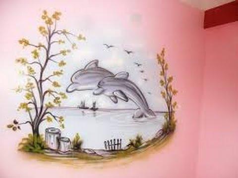 بالصور الرسم على الجدران واحدث الديكورات 20160627 1290