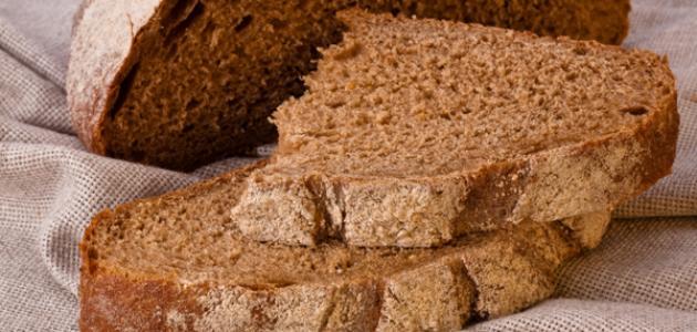فوائد الخبز الاسمر للتنحيف