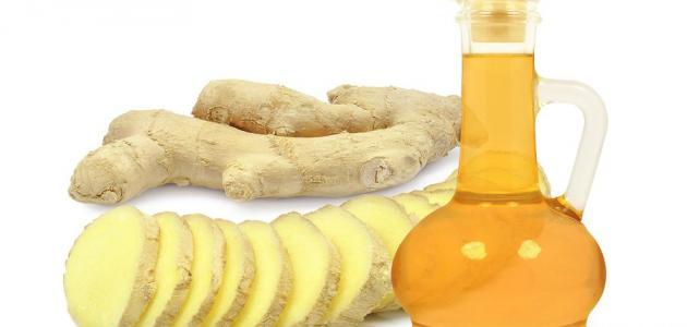 فوائد زيت الزيتون مَع الزنجبيل
