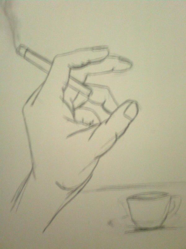 صوره رسم بسيط بقلم الرصاص  خطوة خطوة بالصور