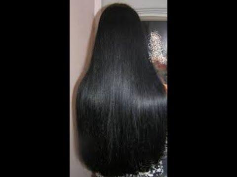 صوره عملية تطويل الشعر بسرعة