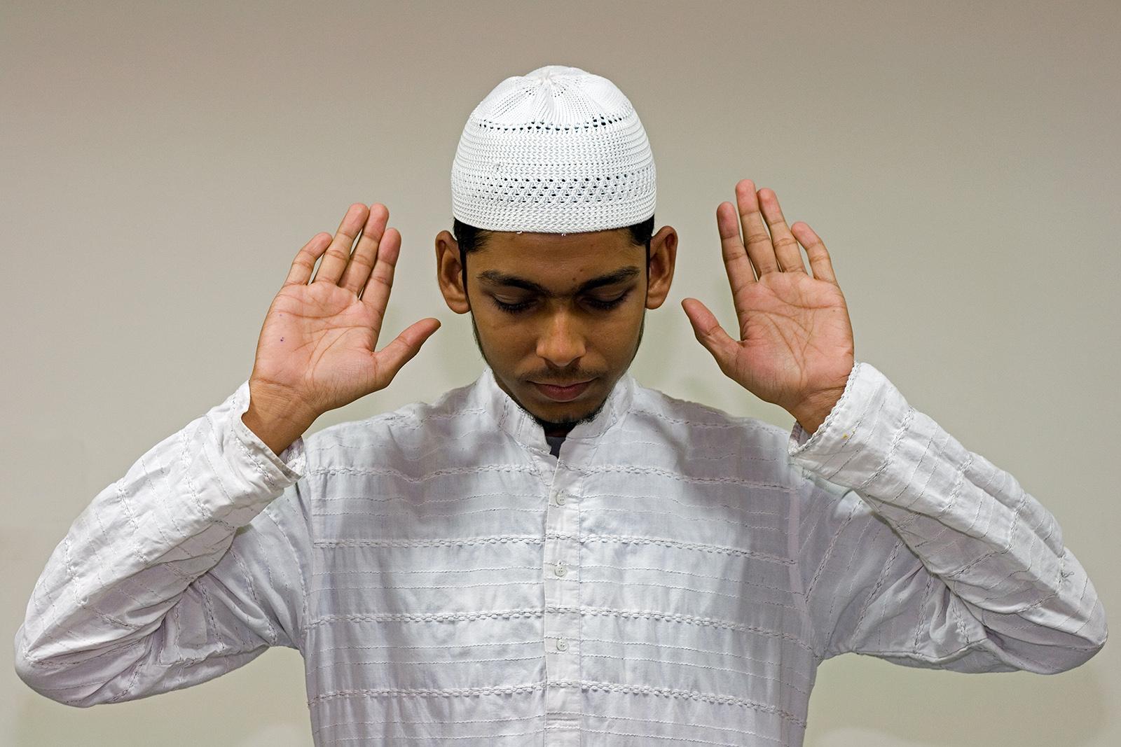 صوره ماذا يقال في بداية الصلاة