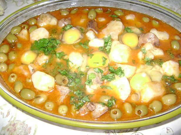 صوره اطباق جزائرية رمضانية خفيفة و سريعة التحضير لشهر رمضان