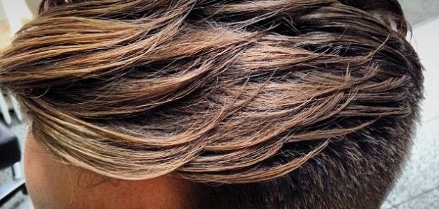 صوره تصفيف الشعر للرجال