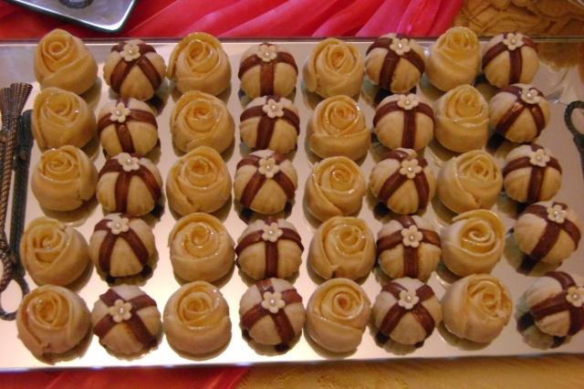 صوره الحلويات المغربية بالصور والطريقة