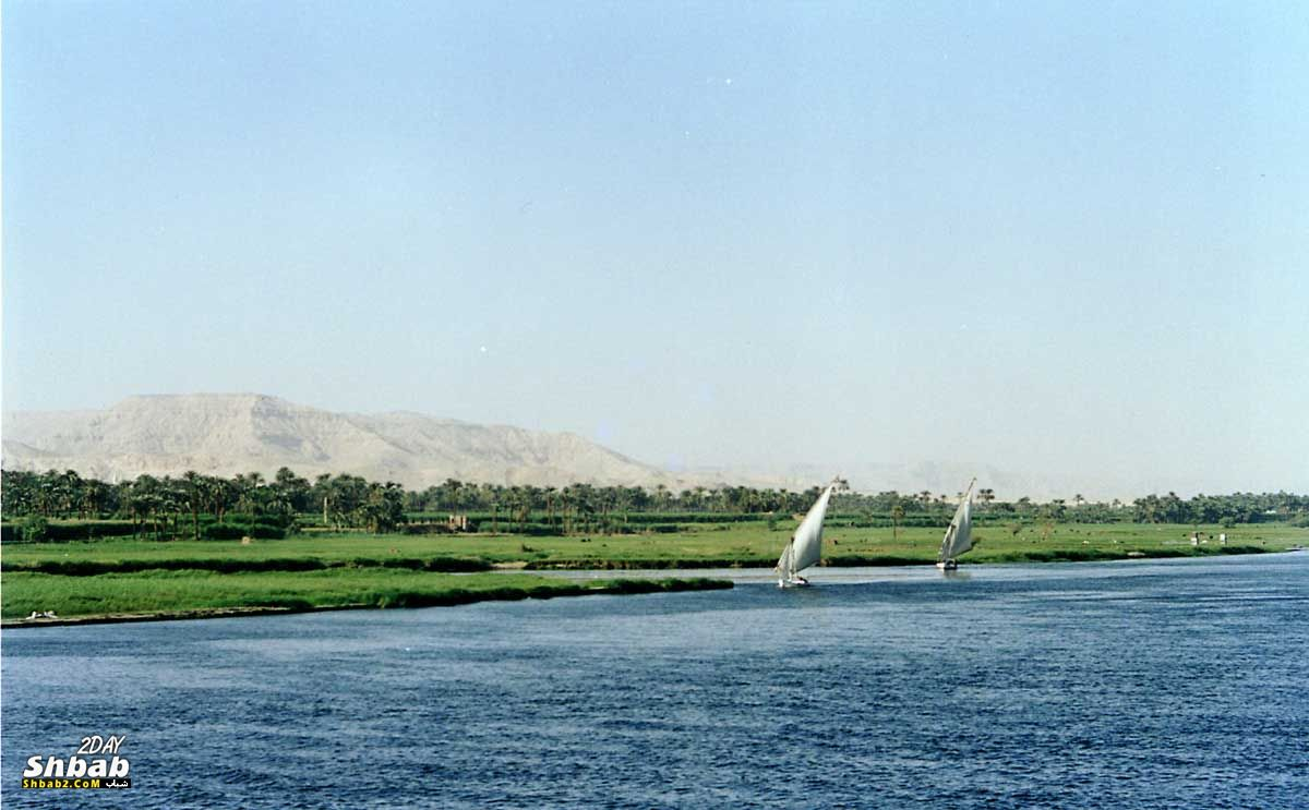 صوره اجمل صور نهر النيل