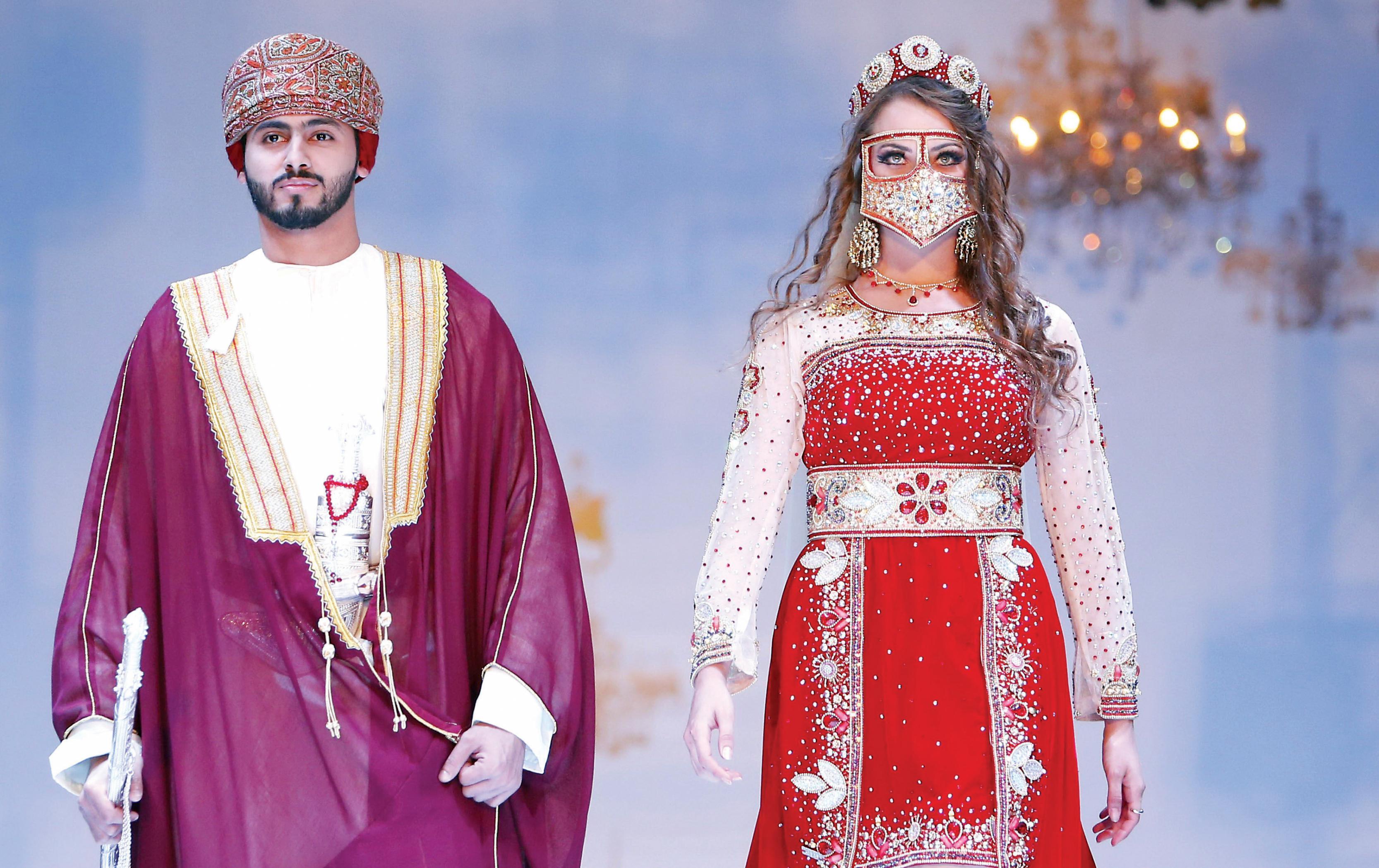 بالصور الازياء الشعبية التقليدية في سلطنة عمان 20160627 2135