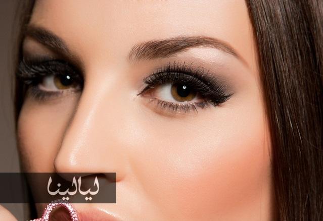 بالصور طريقة تكبير العيون الصغيرة باستخدام المكياج 20160627 2152