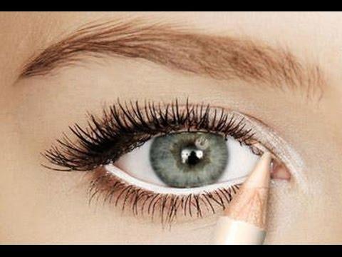 بالصور طريقة تكبير العيون الصغيرة باستخدام المكياج 20160627 2153