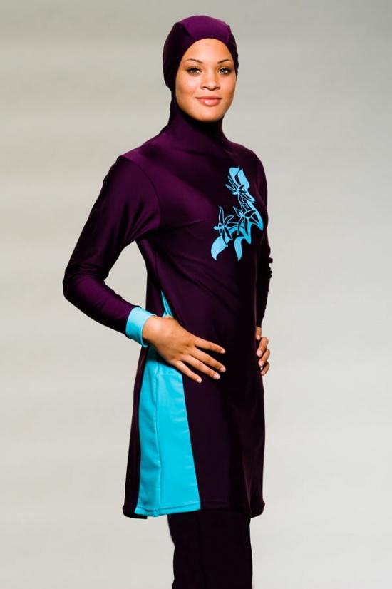 بالصور اجمل لباس البحر للمحجبات 20160627 2353