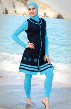 بالصور اجمل لباس البحر للمحجبات 20160627 2355