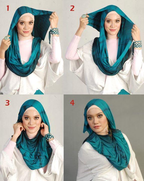 بالصور كيفية استعمال الحجاب للمحجبات 20160627 2364
